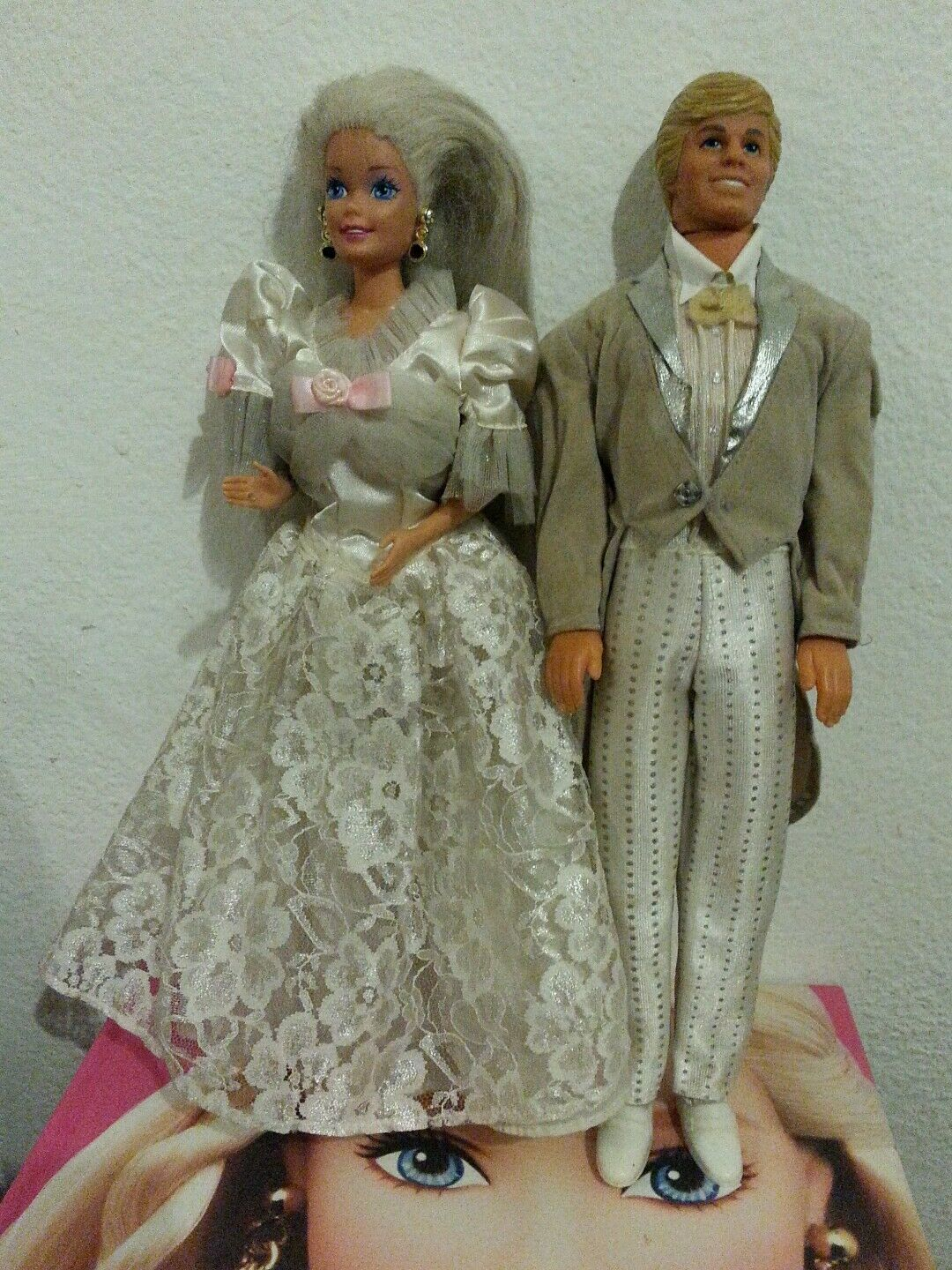 Barbie e Ken sposi vintage Superstar