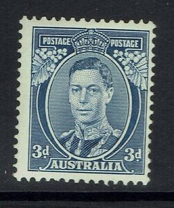 Australia-SG-168b-Mint-Lightly-Hinged-appears-Die-1a-Lot-021517