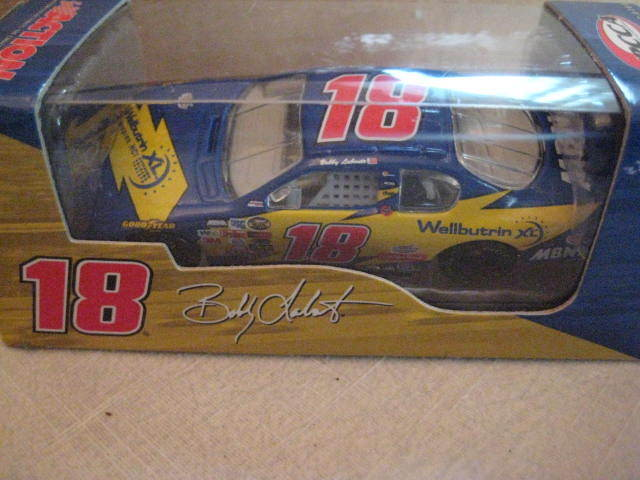 Rare Bobby Labonte  Wellbutrin XL Action Car 2004 1 64 scale NIB