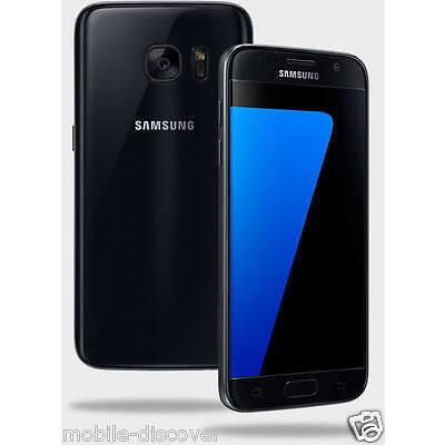 Samsung Galaxy S7 Edge  - LTE 32GB (Black ) 32GB Dual Sim UNLOCK