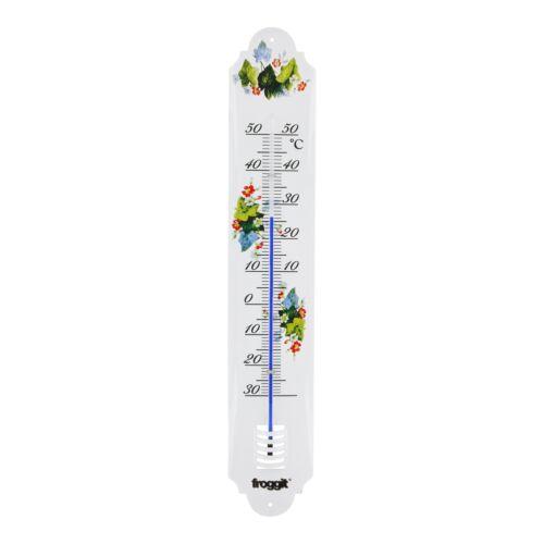 froggit Nostalgie Blechthermometer Gartenthermometer Außenthermometer Serie