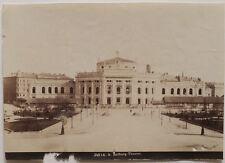 Echtes Original 1880er Jahre Albumin WIEN Burgtheater