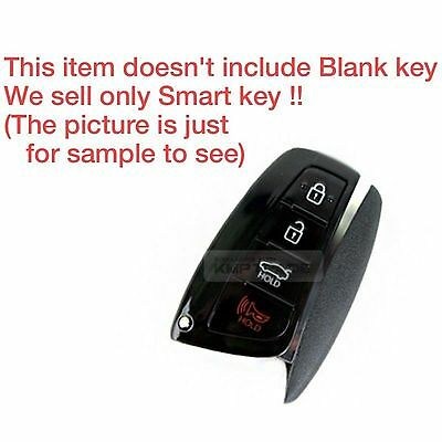 OEM GENUINE FOB REMOTE SMART KEY Fits Hyundai SantaFE 13~17 954402w500