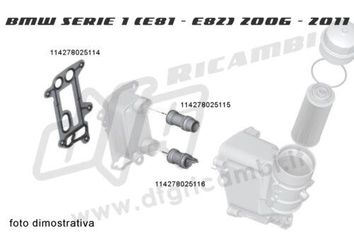 2006-2011 N47D20 E81 - E82 GUARNIZIONE SCAMBIATORE CON MANICOTTI BMW SERIE 1