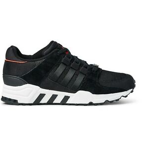new arrival 2ee93 19696 Details about Adidas EQT Equipment Running Support Core Black Red S79130  8-12 boost 1