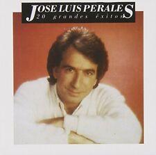 José Luis Perales, Jose Perales Luis - 20 Grandes Exitos [New CD]
