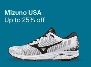 Mizuno USA Up to 25% off