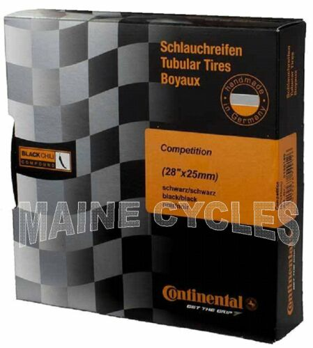 Continental Competition tubular 700 x 25 all black