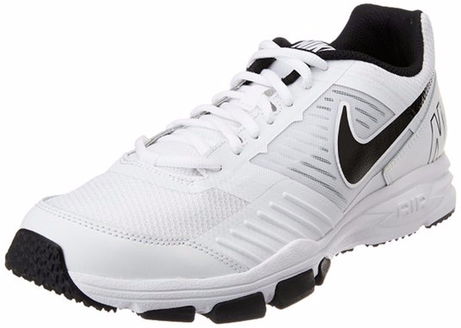 The latest discount shoes for men and women New Nike Training 704923-100 Men's White Synthetic Running Shoes Price reduction