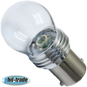 high-power-CREE-SMD-LED-BA15S-6000K-kalt-weiss-Typ-039-9W-039-12V-P21W-Innenraum-Lampe