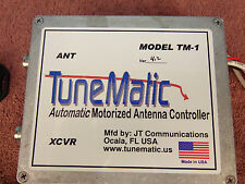 TuneMatic...Automatic Motorized Antenna Controller....Icom....IC-706 and up