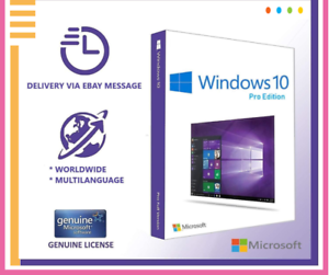 Windows-10-Pro-Key-32-64-Bits-License-Global-Multi-language-Fast-Delivery