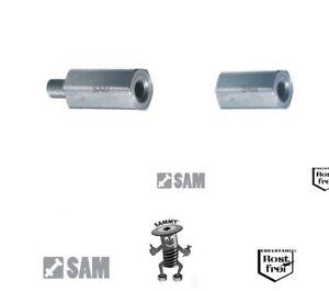 0011 Distanzbolzen Abstandshalter Sechskant M3 15mm 4 Stück