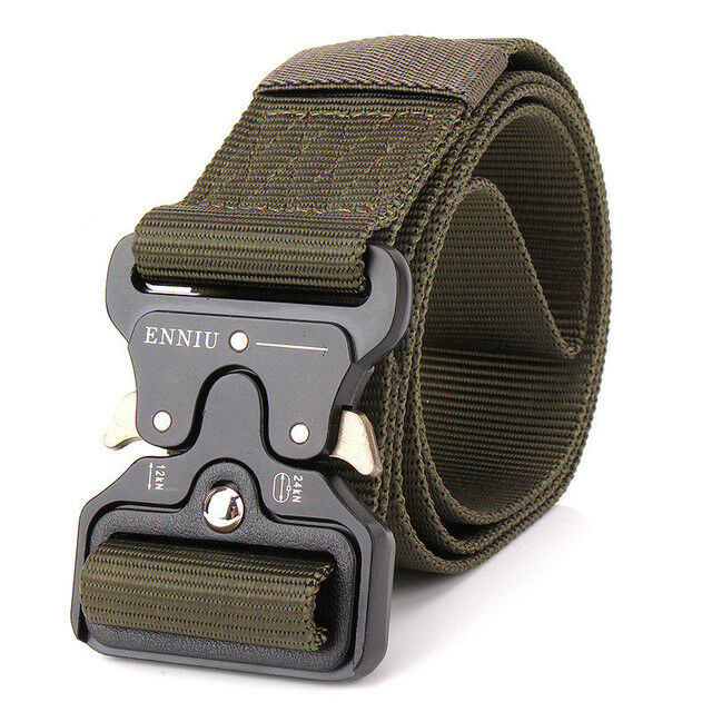 "49*1.77"" Buckle Military Belt"