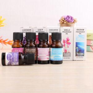 Aceites Fragancia para Calentadores Quemador Difusor Home Aromaterapia Aroma -