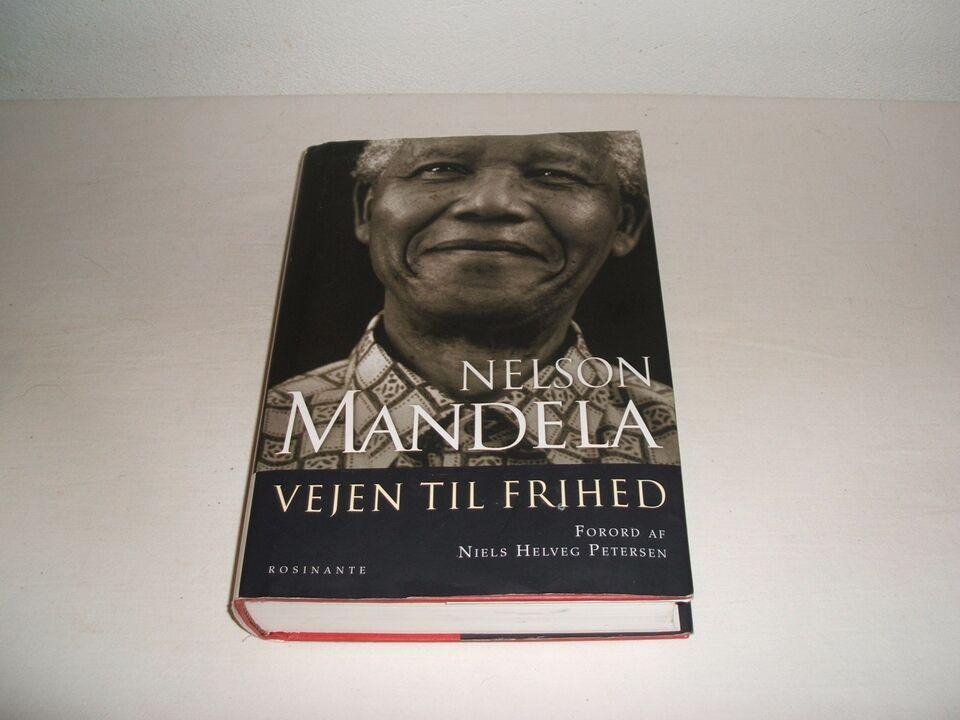 Vejen til frihed Nelson Mandela, emne: anden kategori