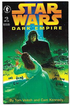 NM Dark Horse Star Wars-Dark Empire ll   #1-2 All Unread NM or better