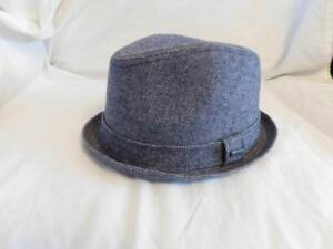 e9135463cee18 Image is loading Barts-pork-pie-hat-size-M