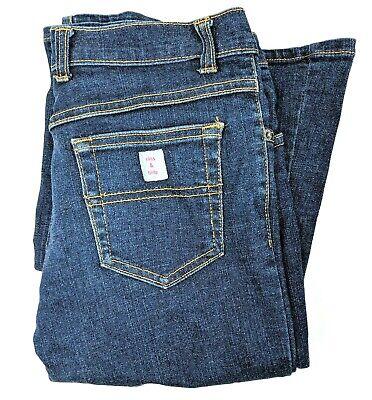 Sass And Bide Womens Size 10 Flared Jeans Blue Denim Pants Australia Made Flares Ebay