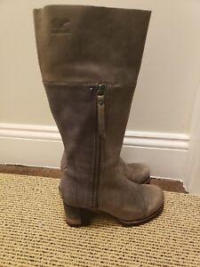 Sorel Addington Tall Knee High Leather