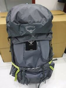 0a89545b6242 Image is loading Osprey-Atmos-AG-65-Backpack-2018-Size-M-