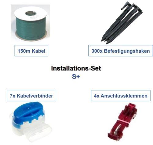 Installation Set S Stiga Autoclip 230 528 530 SG 720 S Kabel Haken Verbinder Kit