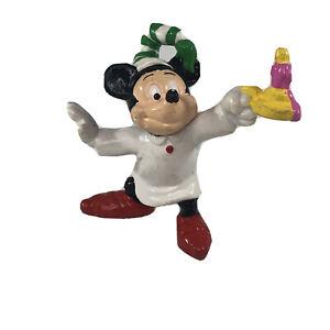Disney-MICKEY-039-S-CHRISTMAS-CAROL-Mickey-Mouse-Candle-PVC-Figure-Bob-Cratchit