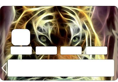Stickers Autocollant Skin Carte bancaire CB  réf 1074