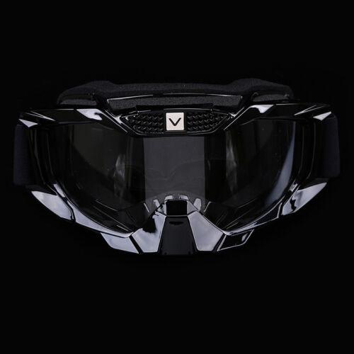 Adult Goggles Motorcycle Motocross Racing ATV MX Dirt Bike Off Road Eyewear Hot