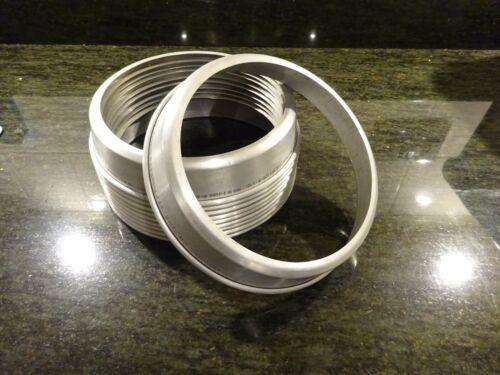"""12 x 8/"""" Aluminium Plate Rings"""