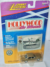 Hollywood - 1967 FORD FAIRLANE 500 * DRAGNET * - 1:64 Johnny Lightning