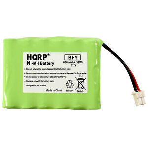 HQRP-7-2V-Battery-fits-Honeywell-Intrusion-Smart-Peripheral-Keypad-ADT-300-06868