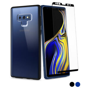 new product d02e5 10300 Details about Galaxy Note 9 Case I Spigen® [Ultra Hybrid 360] Shockproof  Cover +Tempered Glass