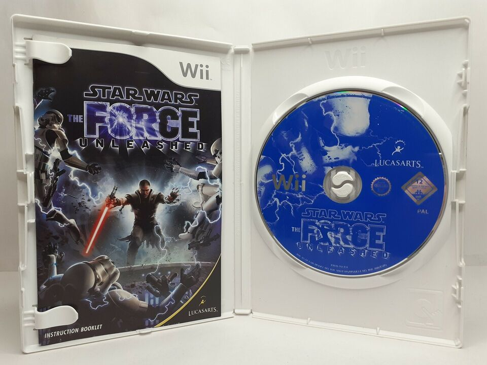 Star Wars the Force Unleashed, Nintendo Wii