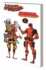 SPIDER-MAN-DEADPOOL-TP-VOL-00-DONT-CALL-IT-TEAM-UP-MARVEL-COMICS-TPB-NEW
