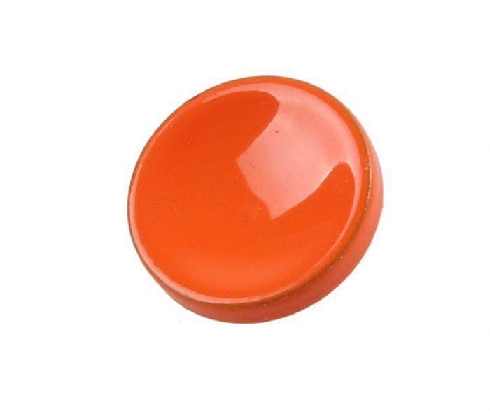 ORANGE 11mm Concave Shutter Release Button For Fuji X30 XE2 XT10 XT100S LEICA M