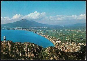 AD2162-Napoli-Provincia-Castellammare-di-Stabia-Vista-da-Monte-Faito