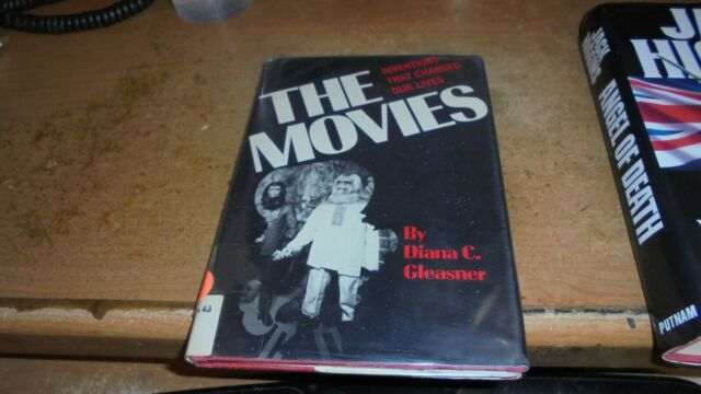 Movies by Diana Gleasner 1983  hardcover
