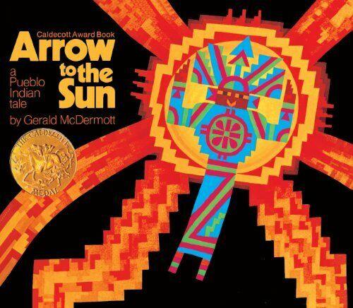 Arrow To The Sun Turtleback School Library Binding Edition