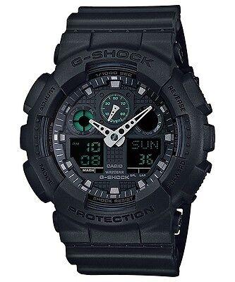 Casio G-Shock GA100MB-1A Mens Watch Limited Edition