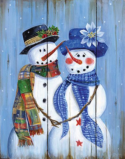 MARILYN Dunlap  Baby SUA FrossoDO Out barella-immagine Schermo Pupazzo di neve