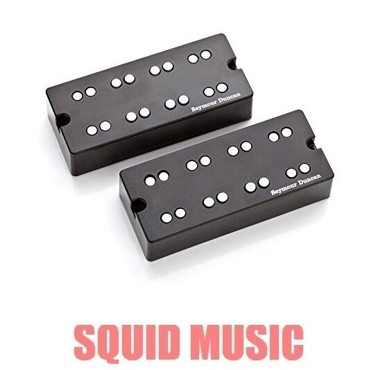 Seymour Duncan SSB-4NYC Phase II NYC Soapbar 4 String Bass Set ( FREE WORLDWIDE)