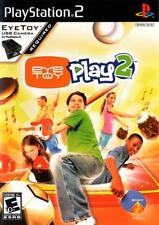 EyeToy: Play 2 (Sony PlayStation 2, 2005)