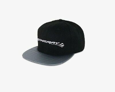 2014 Chevrolet C7 Stingray Carbon Fiber Corvette Performance Cap Generation Hat