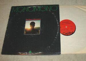 Monomono Dawn of Awareness LP Capitol ST-11327 African Funk Psych Vinyl 1974 US