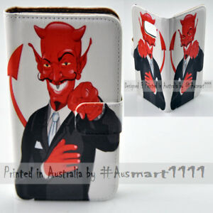 For-Nokia-Series-Mr-Devil-Print-Theme-Wallet-Mobile-Phone-Case-Cover