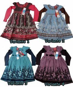 Kleid Shirt 86 92 98 104 110 116 122 128 134 140 langarm ...