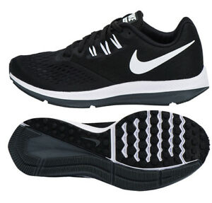 Details about Nike Women's Zoom WINFLO 4 Running Shoes (898485 001) Trainers Runners