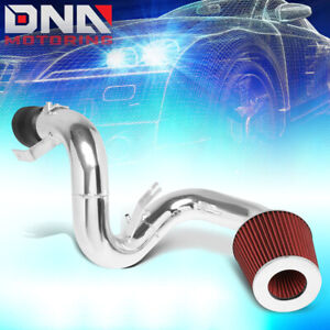 FOR 2000-2005 TOYOTA CELICA GTS HIGH FLOW COLD AIR INTAKE SYSTEM+RED CONE FILTER