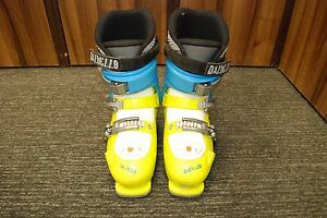 Dalbello CX3 230 Ski Boots (EU 36.5; UK 4) + FREE BRAND NEW Boots Bag